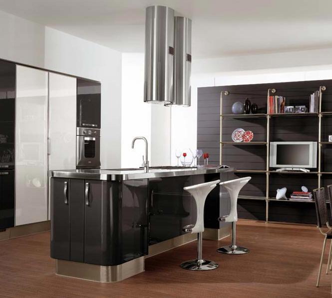 Wood - Furniture.biz  Products  Kitchen Furniture  Cucine Lube  Katia