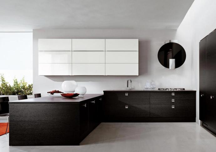 Wood - Furniture.biz | Products | Kitchen Furniture | Cucine Lube ...