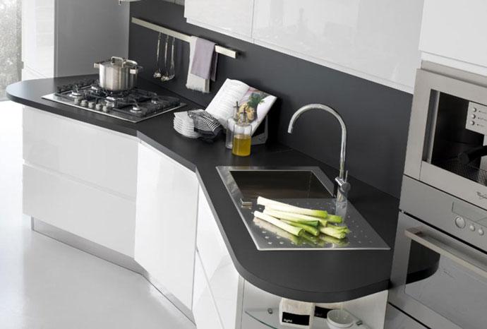 Wood - Furniture.biz | Products | Kitchen Furniture | Stosa | Bring