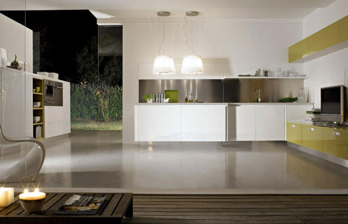 Wood kitchen furniture stosa replay - Stosa cucine forum ...