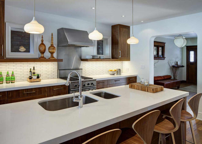 Apartment Remodel by Beauparlant Design