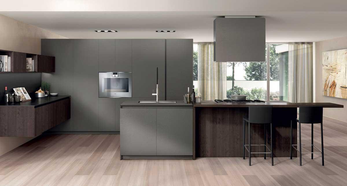 Antis Kitchen by Euromobil Cucine @ Wood-Furniture.biz
