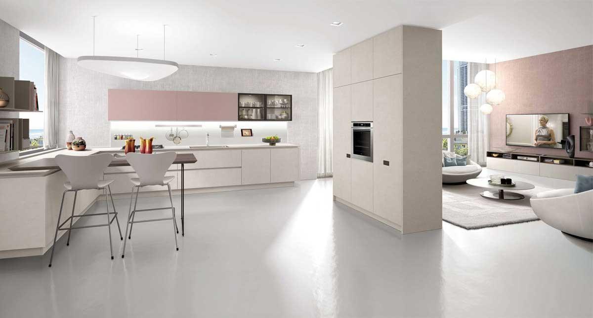Lain kitchen by euromobil cucine wood - Euromobil cucine ...