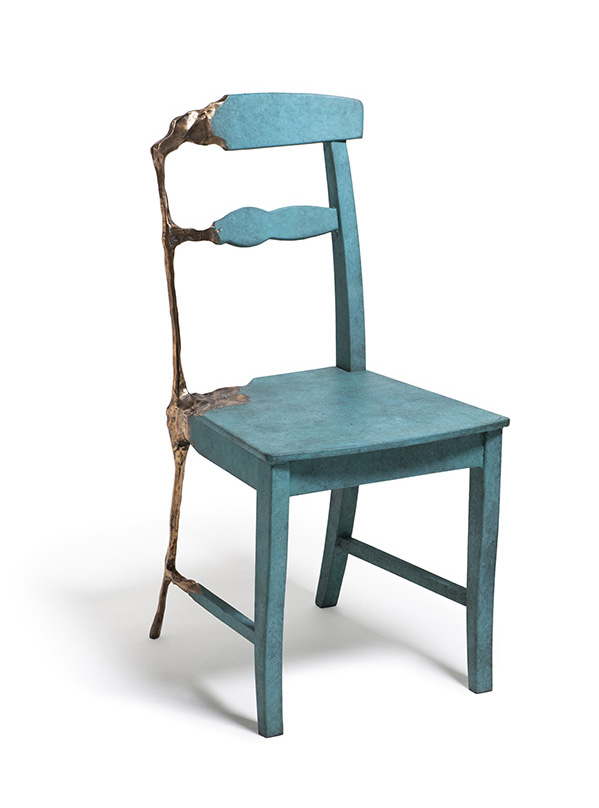 Recession Chair by Tjep.