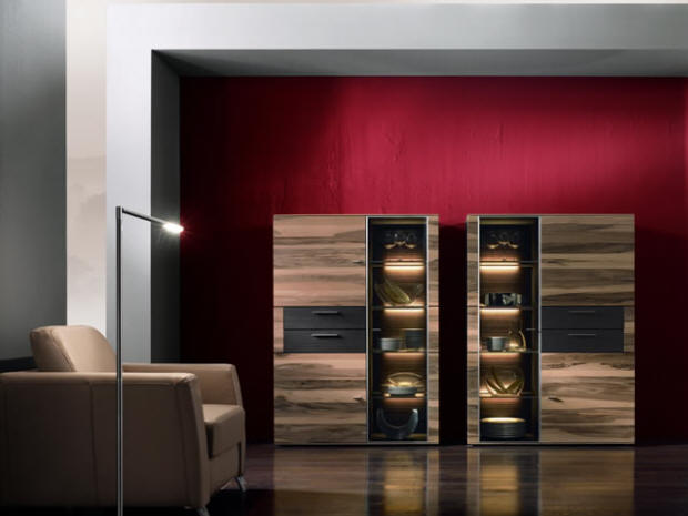 wood products wall units hartmann cando. Black Bedroom Furniture Sets. Home Design Ideas