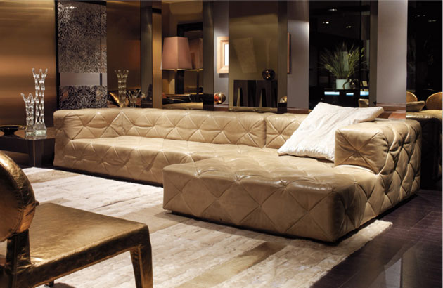 Wood Products Sofas Longhi Must