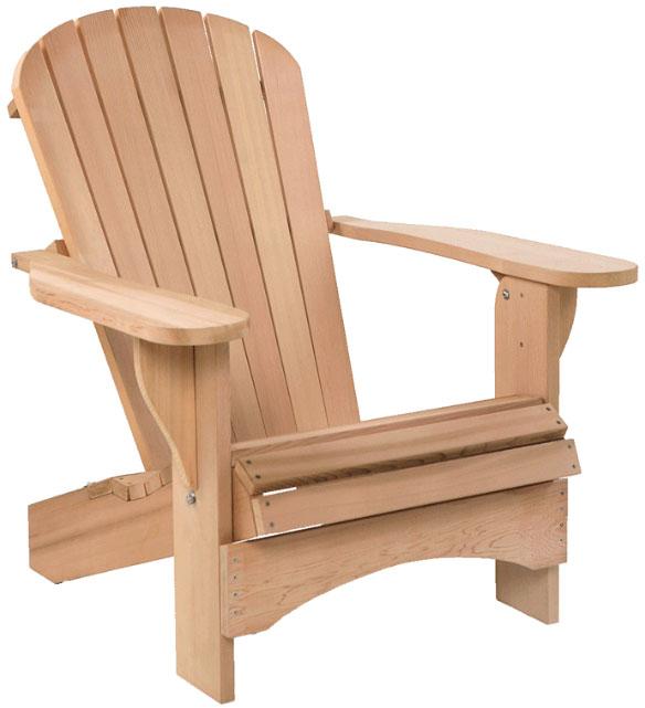 Meble Ogrodowe Drewniane Renowacja : Wood  Furniturebiz  Adirondack chair  pierwowzór mebli ogrodowych