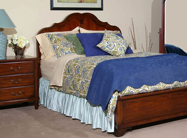Wood Products Bedrooms Durham Marquis De Lafayette Collection