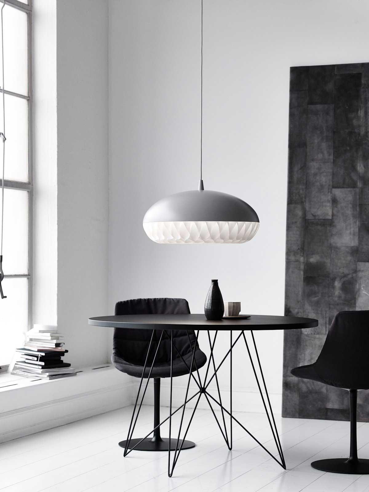 Aeon Rocket Lamp By Morten Voss