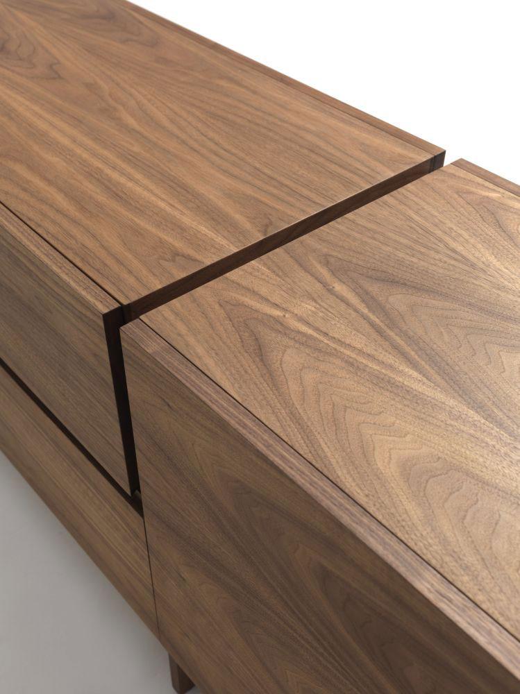 Aki Sideboard by Bartoli Design - Riva 1920 @ Wood