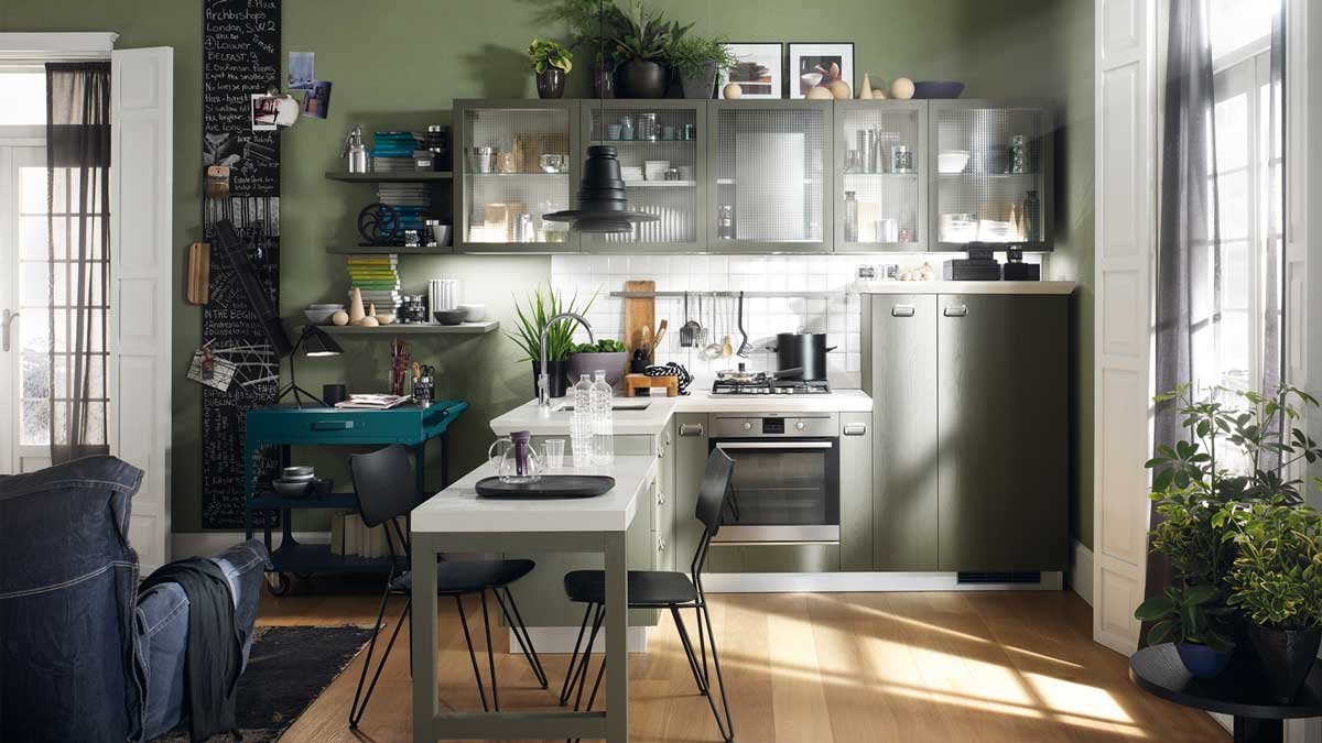 Scavolini | Diesel Social Kitchen by Diesel with Scavolini | Wood ...
