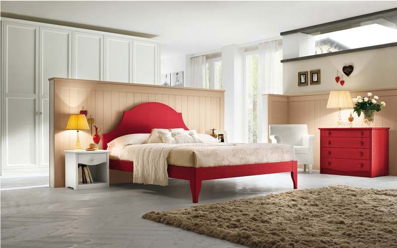 Every Day Bedroom Callesella Wood