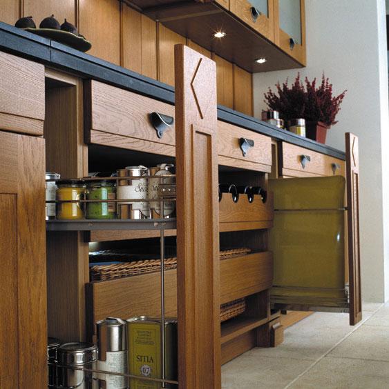 Arthur Bonnet Ic Ne Kitchen By J Y Le Corre Wood