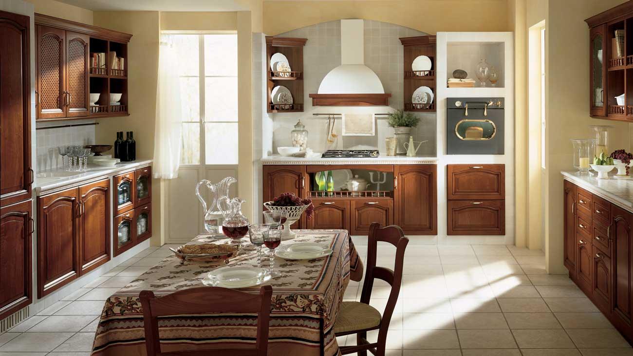 Scavolini  Margot Kitchen by Vuesse  Wood  Furniture biz