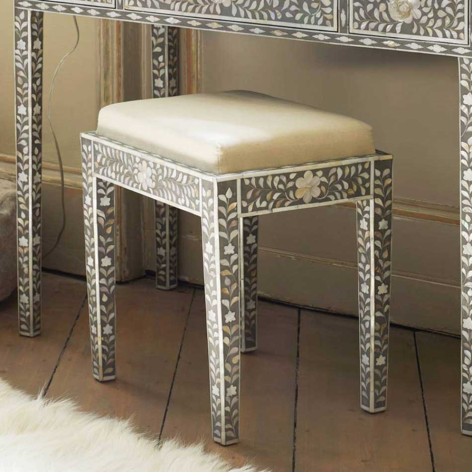 Maxi mother of pearl console table wood furniturez maxi mother of pearl console table geotapseo Image collections