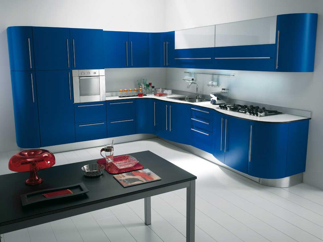 Kitchen Design Gallery Nicole Kitchen - Visamp - Wood-Furniture.biz