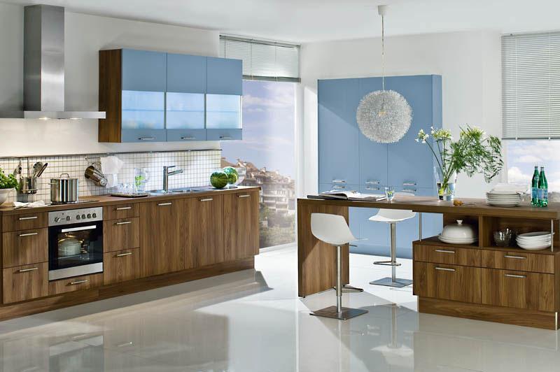 bali kitchen h cker k chen wood. Black Bedroom Furniture Sets. Home Design Ideas