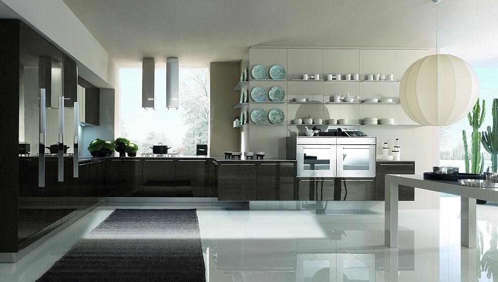 дизайнерская кухня Alta