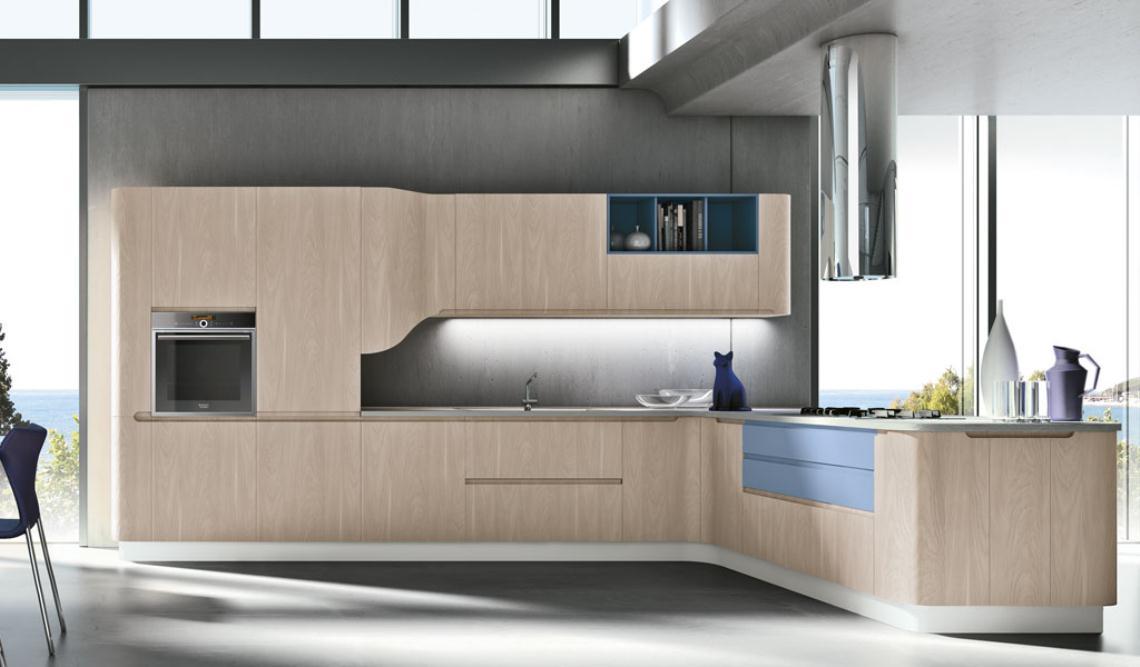 Wood - Furniture.biz : Stosa : Bring Restyling Kitchen