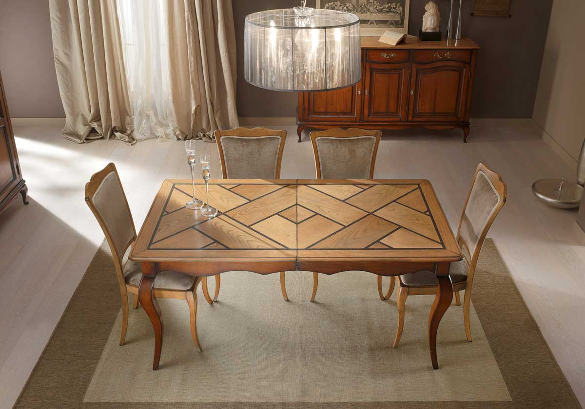 Dining Tables By Busatto Wood