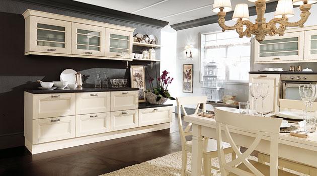 Ginger Kitchen - Vitali Cucine - Wood-Furniture.biz