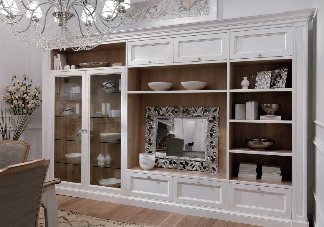Grenoble wall unit busatto wood List of home decor stores