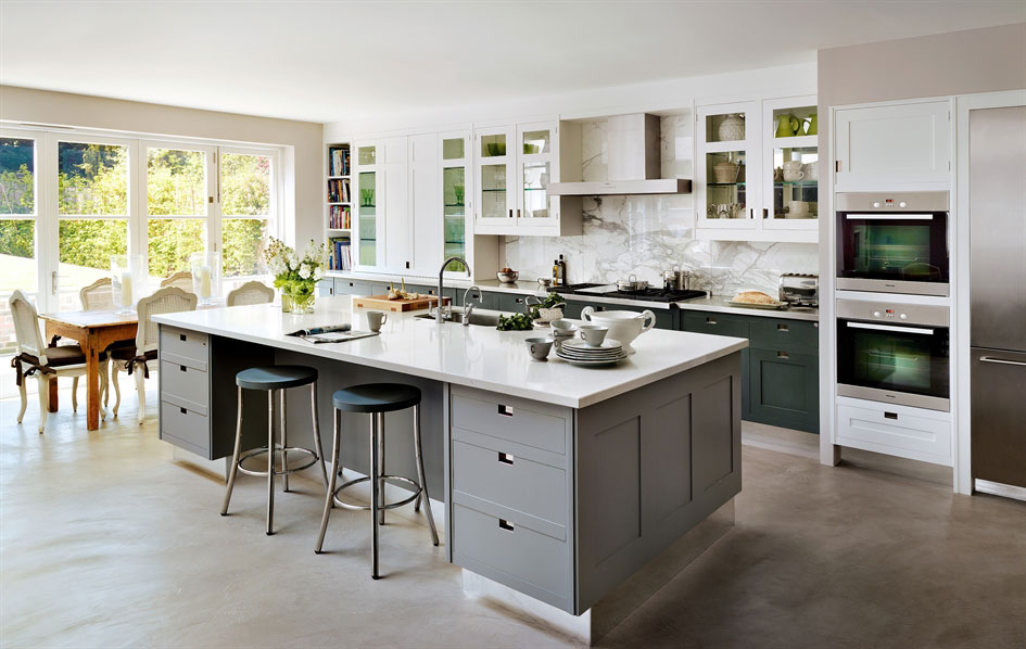 Painted Shaker Kitchens Home Decor And Interior Design