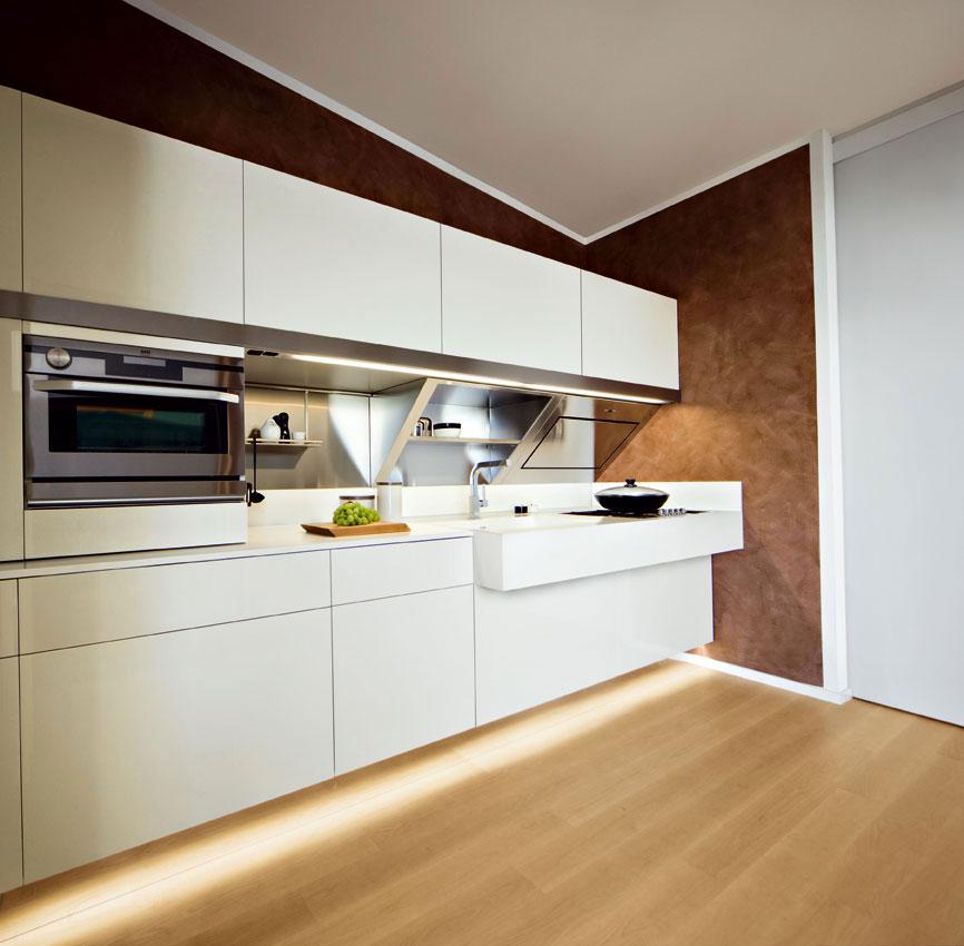 snaidero kube kitchen | Snaidero | Kube Kitchen | Wood - Furniture.biz