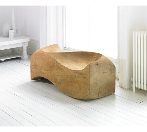 Loveseat Bench by Jake Phipps
