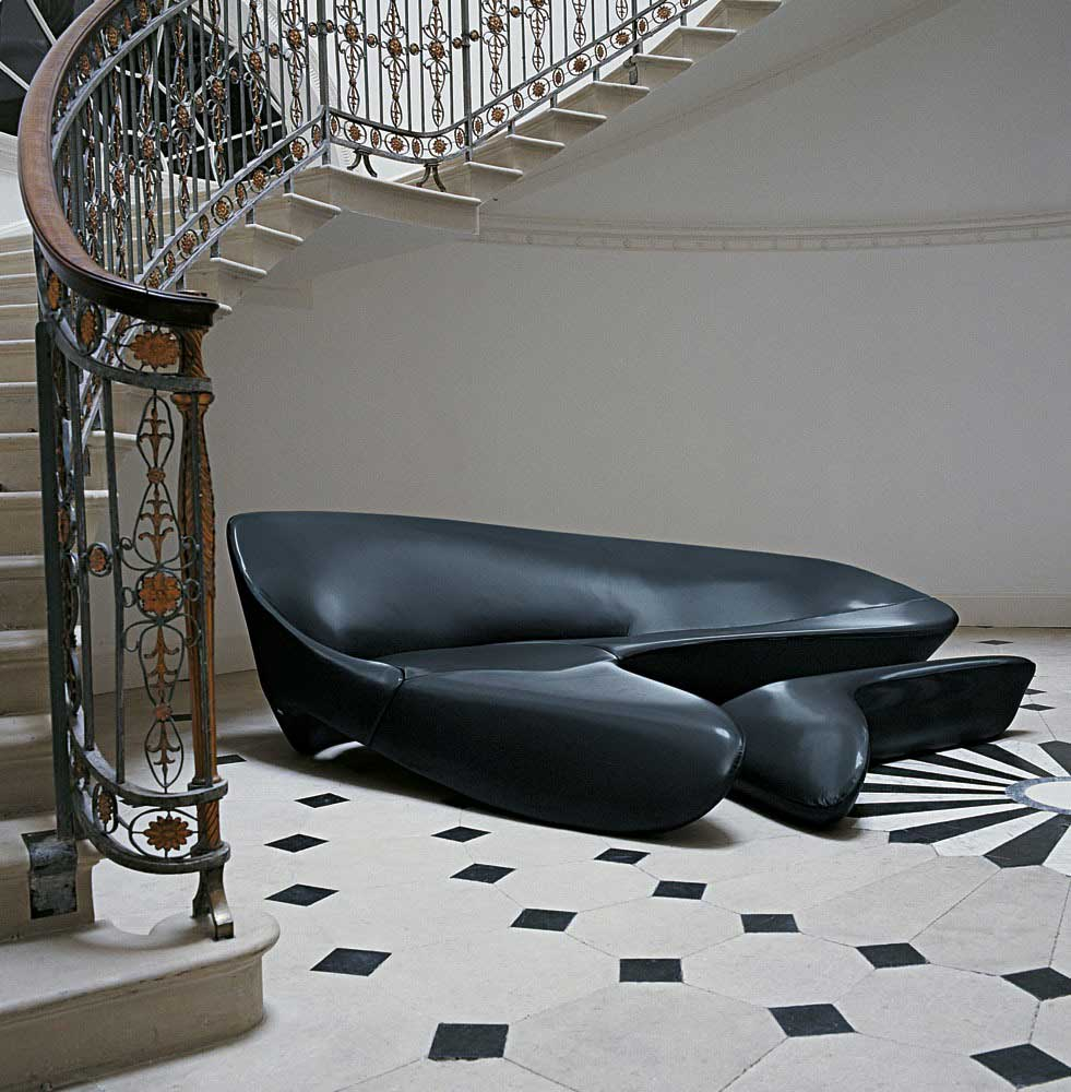 Zaha Hadid Furniture Designs: B & B Italia @ Wood-Furniture.biz