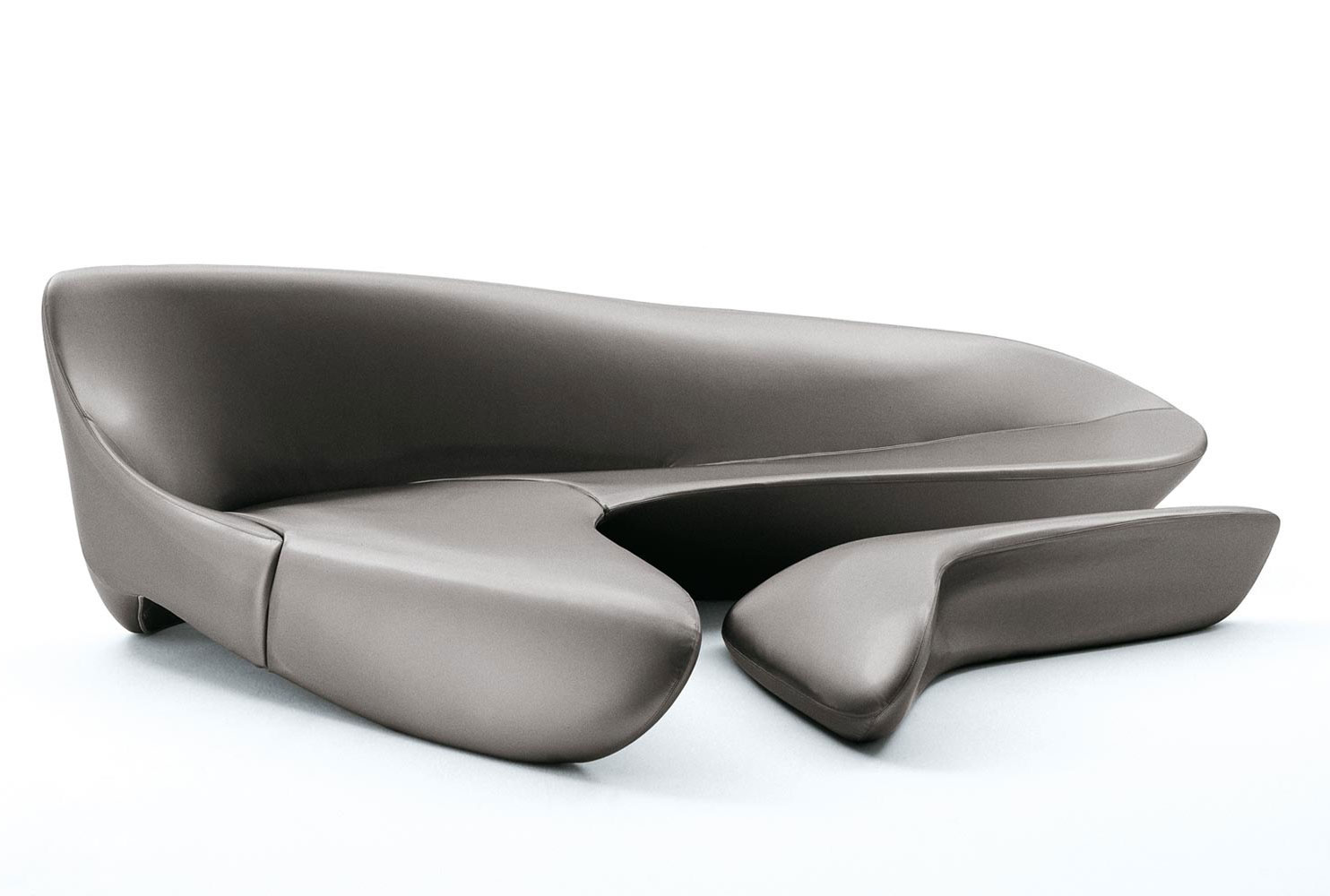 Moon System by Zaha Hadid B & B Italia Wood Furniturez