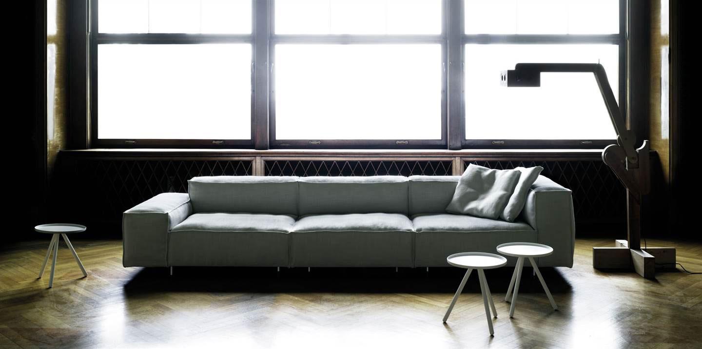 NeoWall Sofa by Piero Lissoni - Living Divani @ Wood