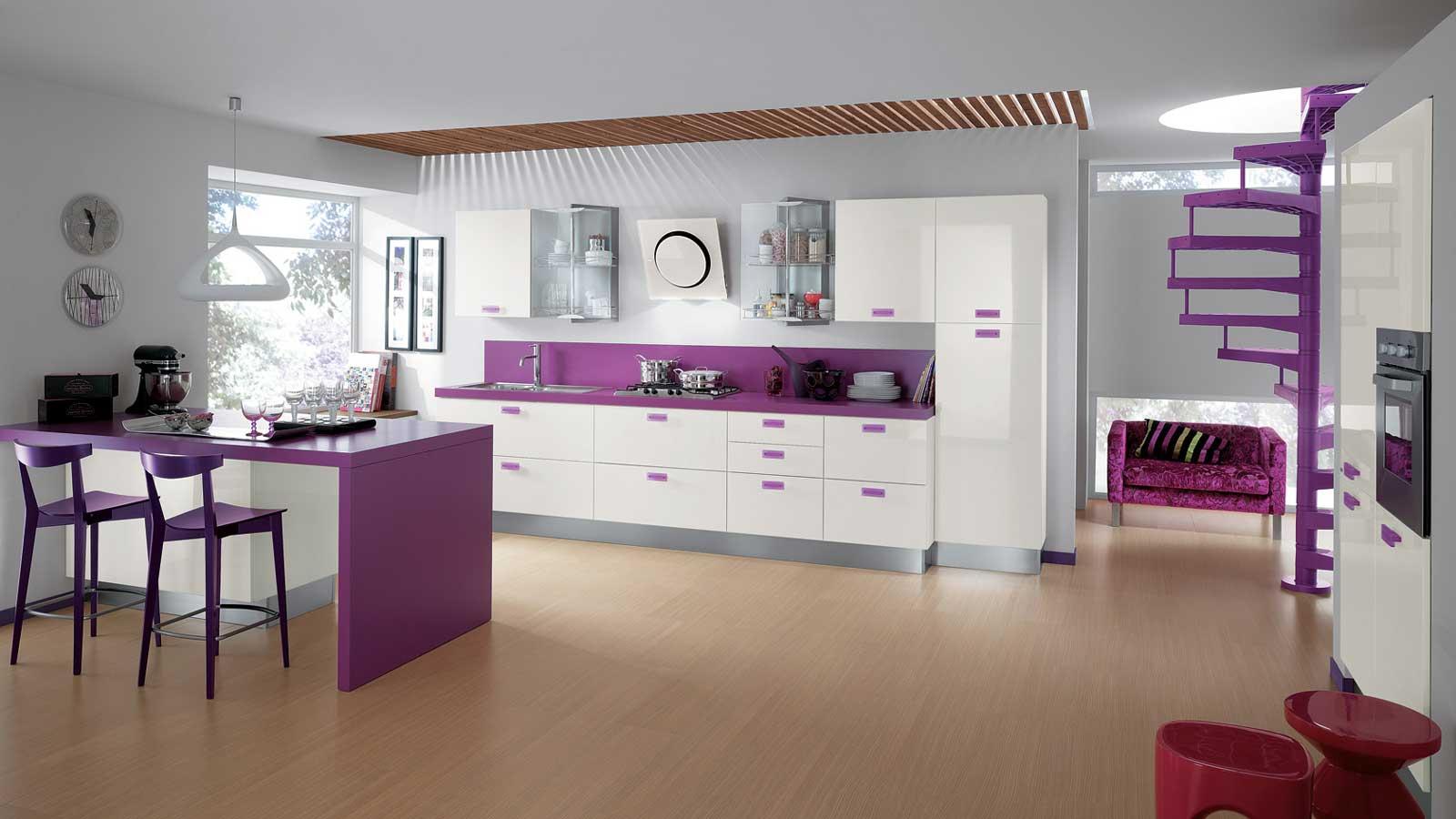 Scavolini Sax Kitchen By Vuesse Wood Furniturebiz