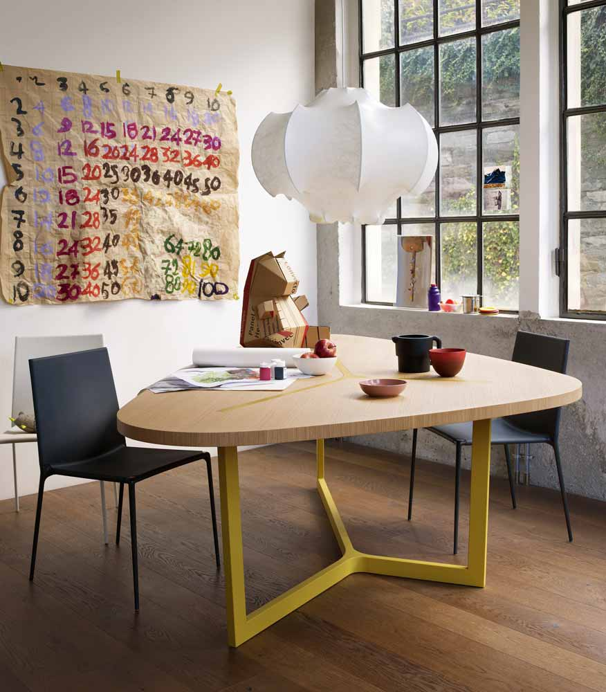 Home Decor Directory: Seven Table By Jean Marie Massaud
