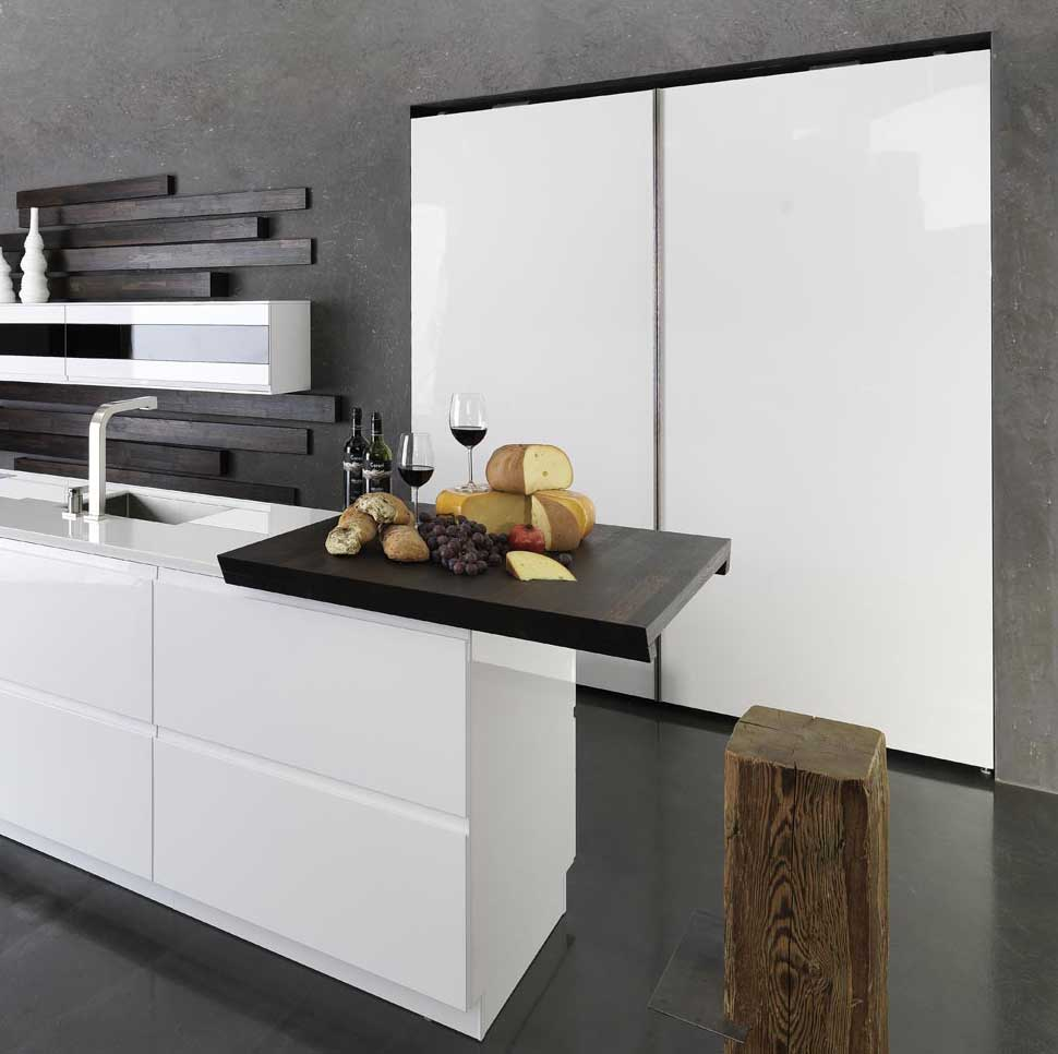 Solo Kitchen Rational Wood