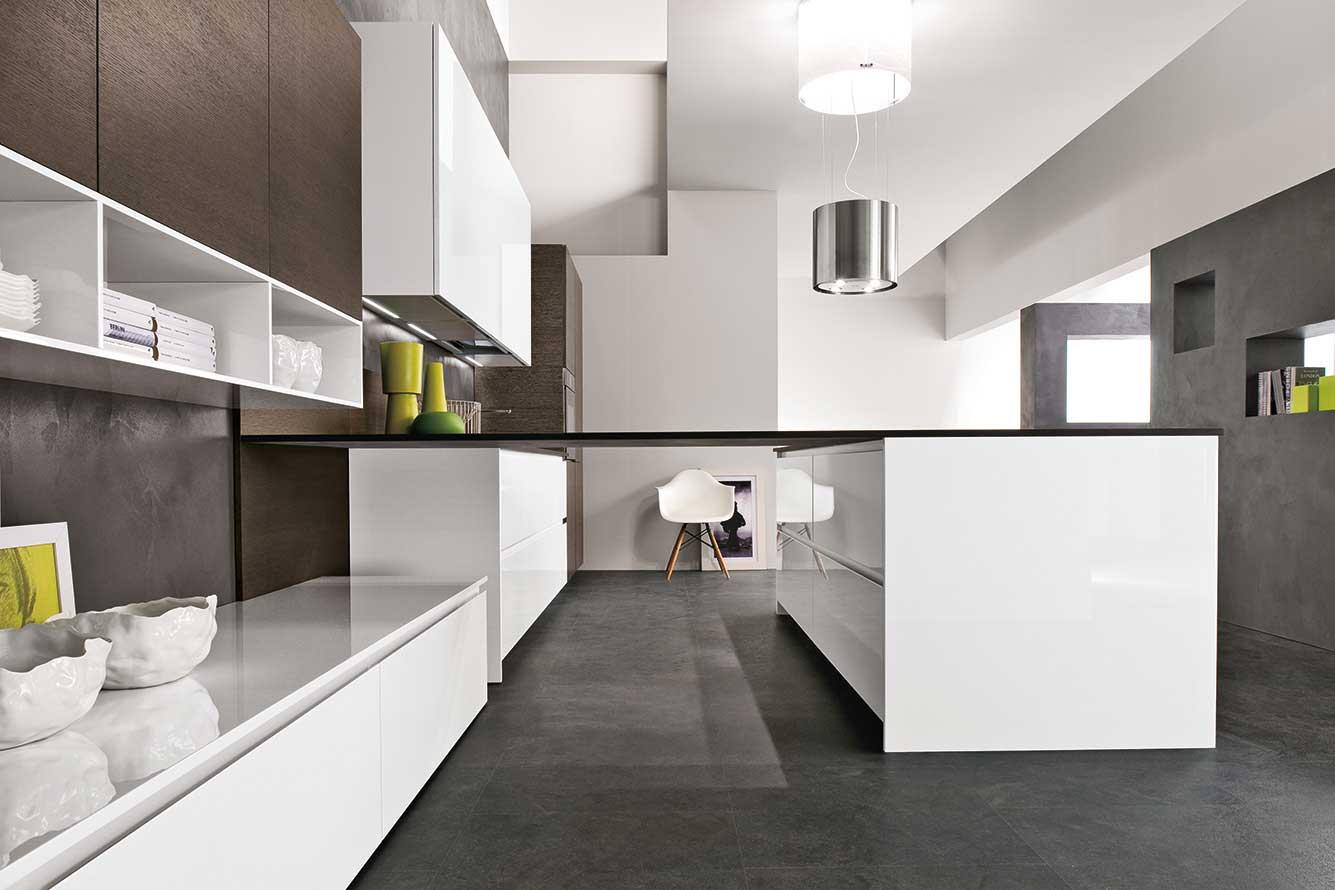 Target Kitchen - Carma Cucine @ Wood-Furniture.biz