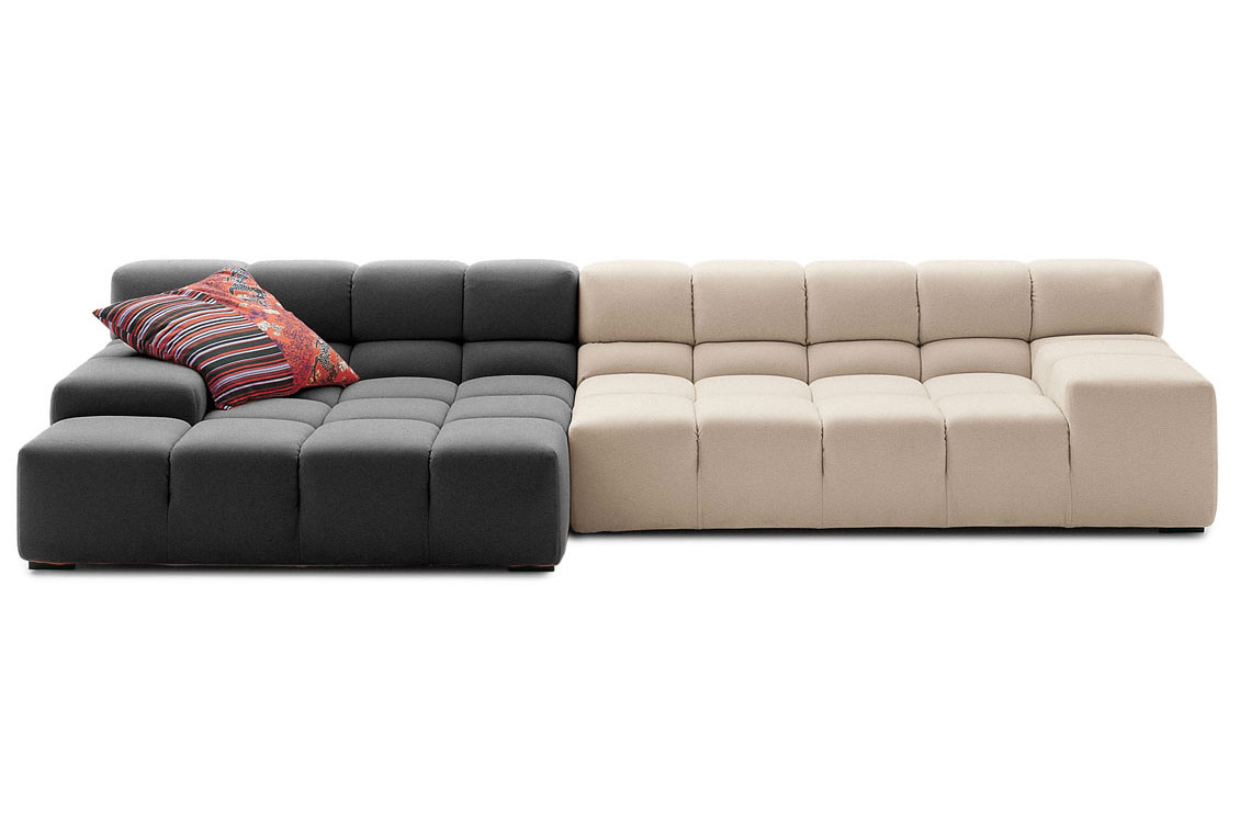 tufty time sofa b b italia wood. Black Bedroom Furniture Sets. Home Design Ideas