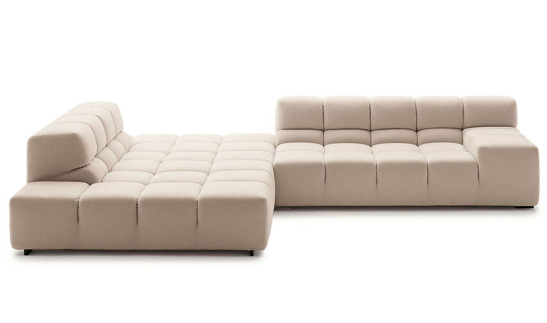 Tufty time sofa b b italia wood for Gallery furniture