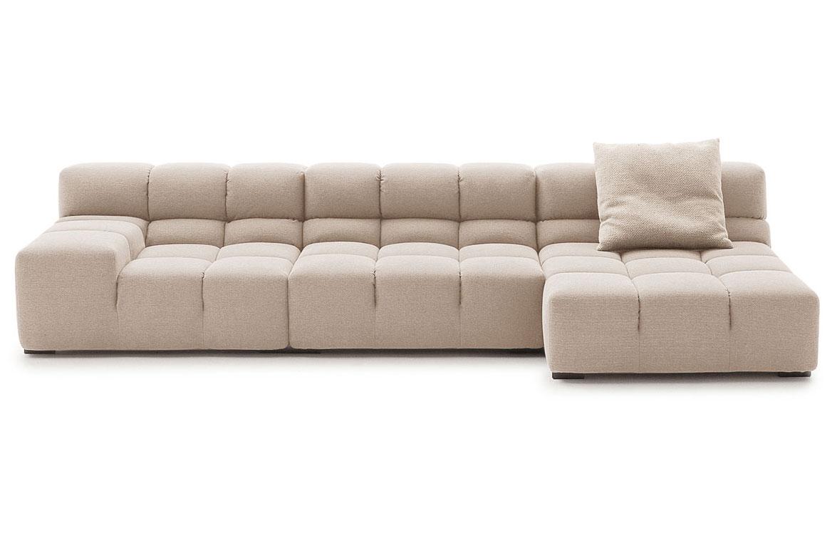 Tufty time sofa b b italia wood for Sofa gallery