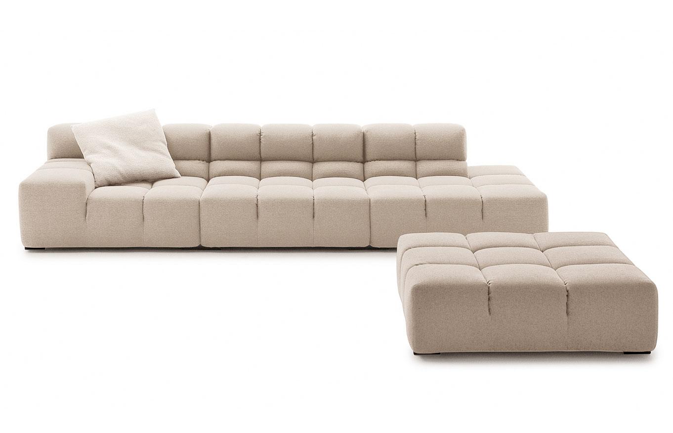 tufty time sofa b b italia wood. Black Bedroom Furniture Sets. Home Design Ideas