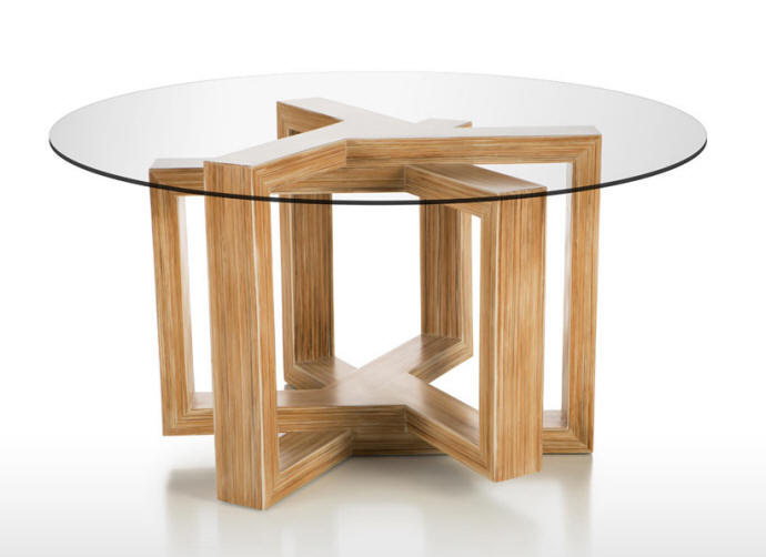 TURANDOT Dining Table by Rue Monsieur Paris
