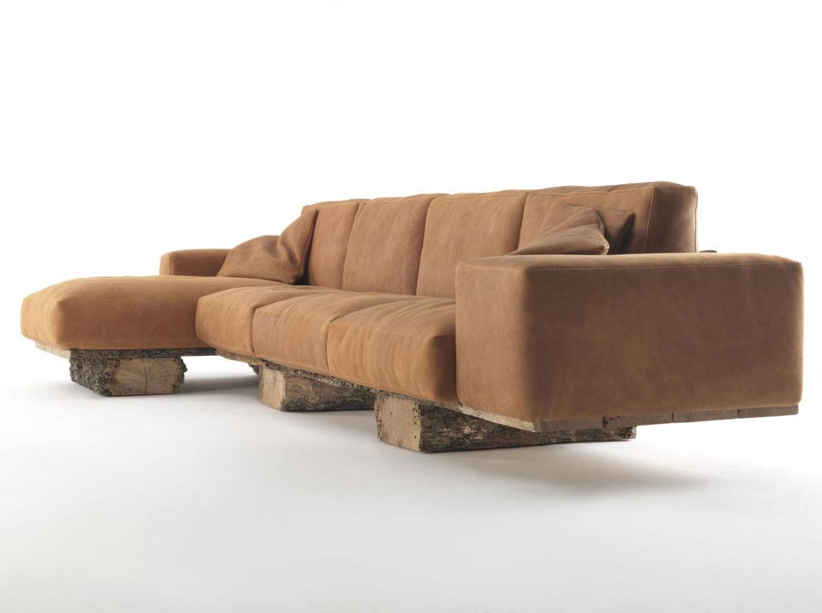 Utah Sofa designed by Davide e Maurizio Riva - Riva 1920 ...