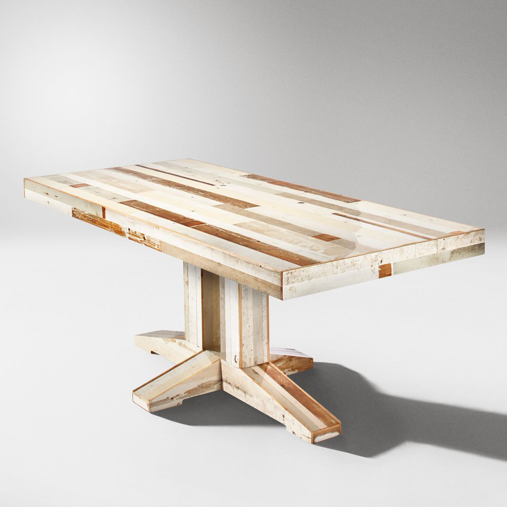200 Canteen Table By Piet Hein Eek For The Future Perfect