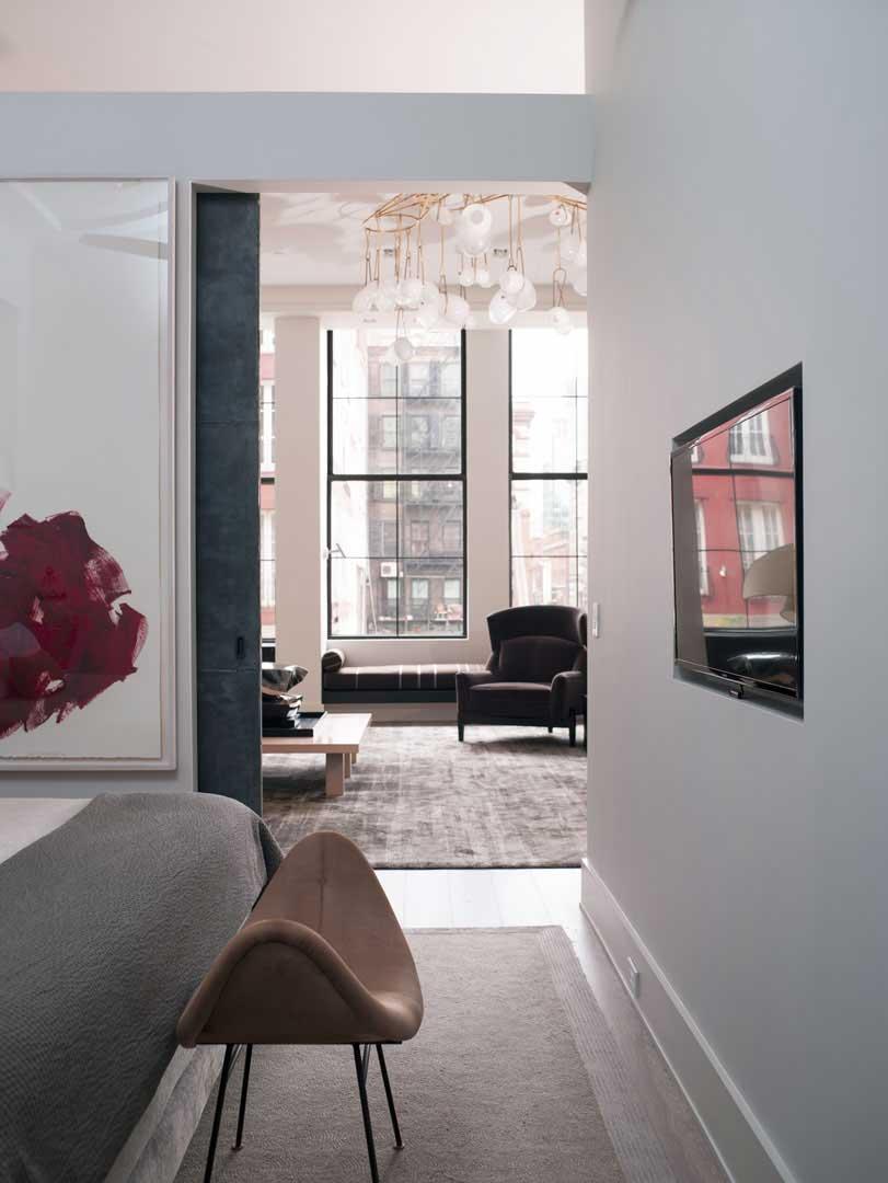 Bond Street Loft II By Dhd Architecture Interior Design
