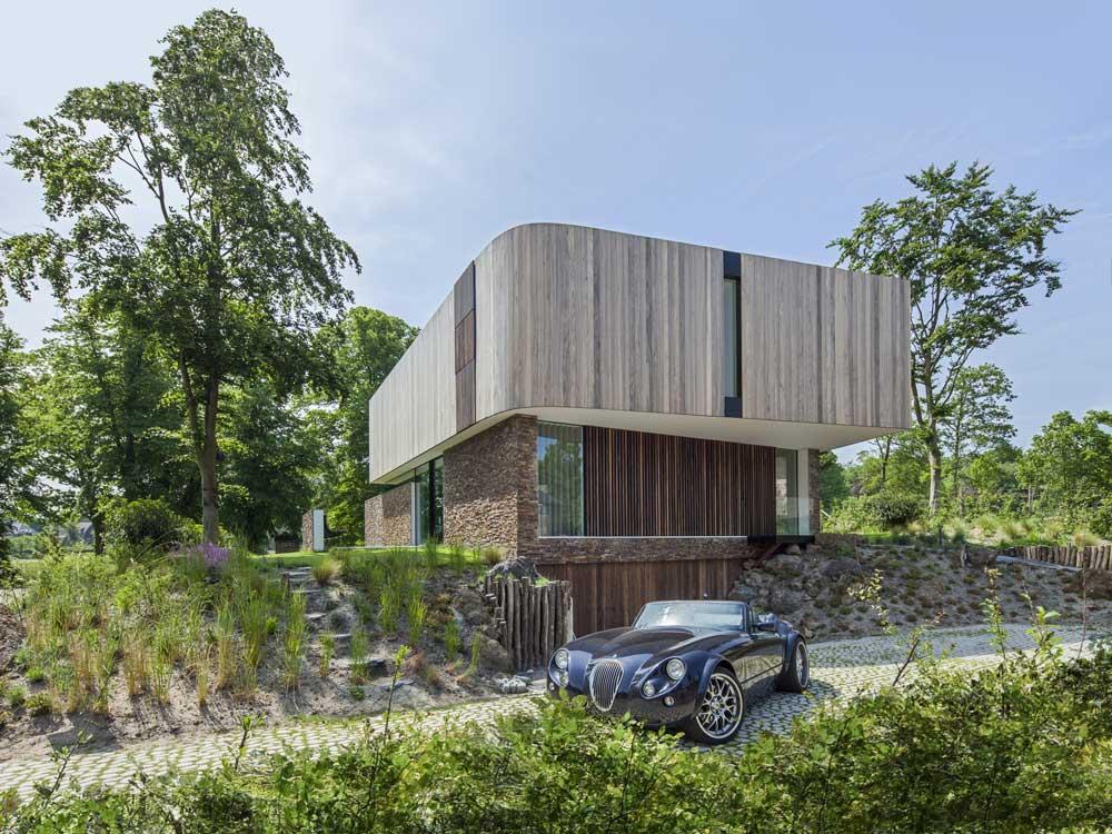 Cloud 9 villa by 123dv modern villas wood for Cloud 9 villas