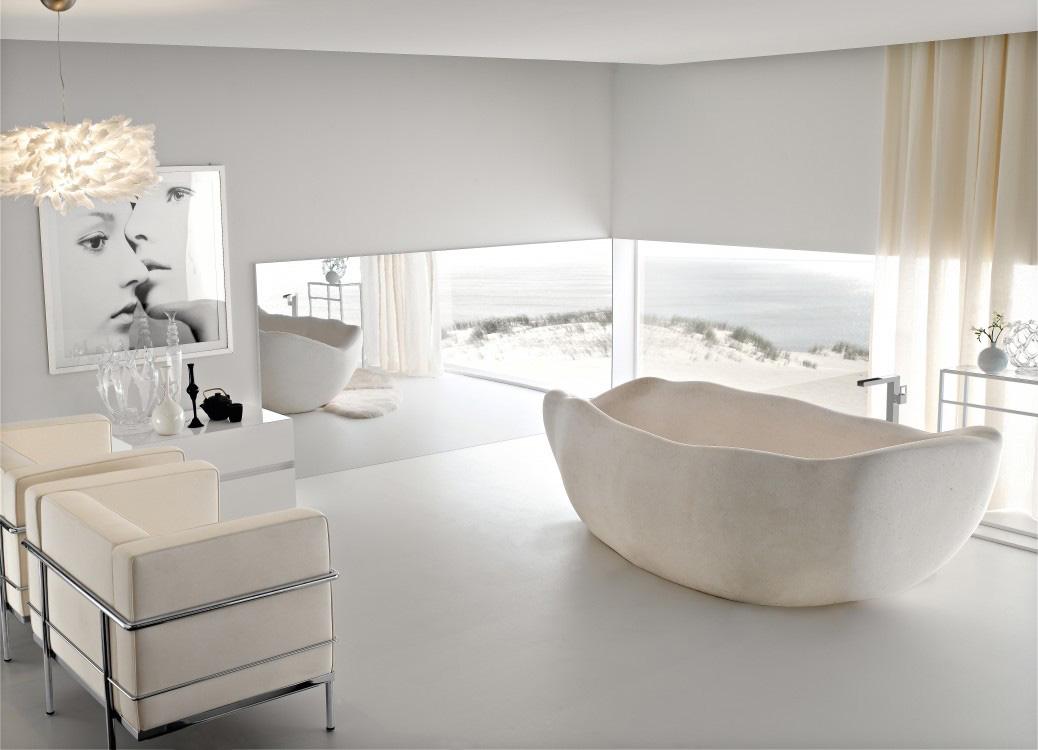 Le Acque Bathroom By Claudio Silvestrin For Toscoquattro