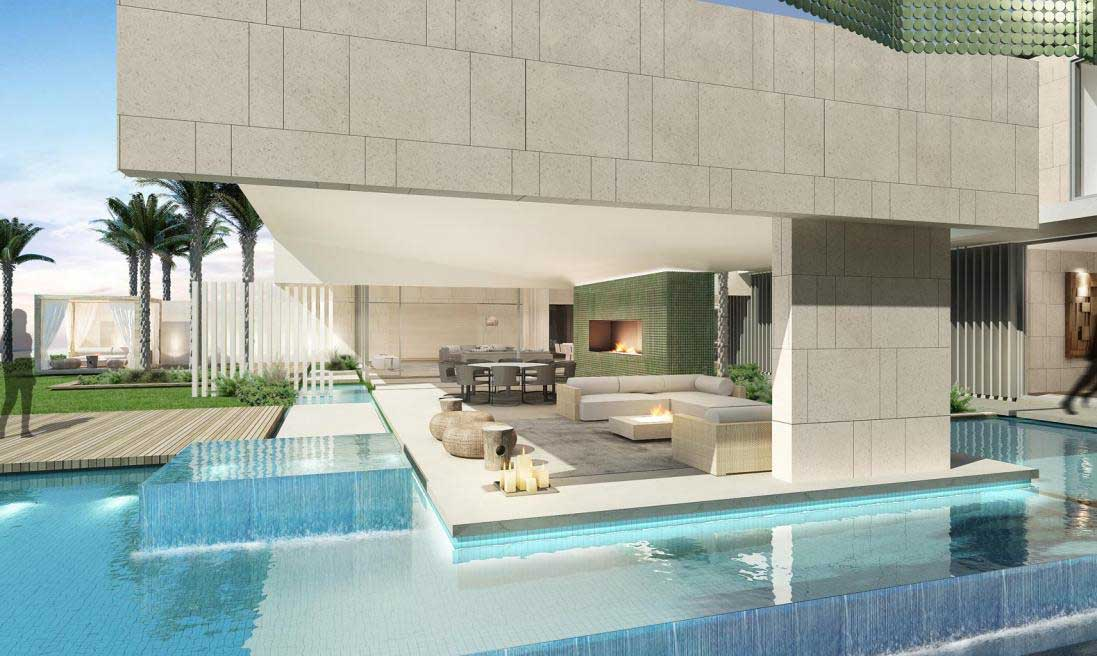 Mn Villas In Dubai By Saota Wood