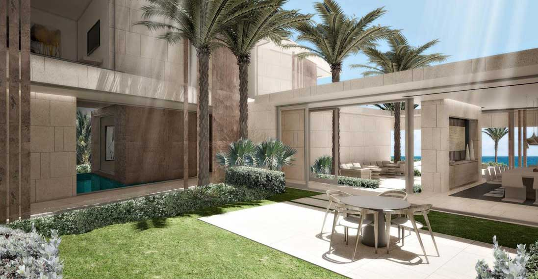 Mn Villas In Dubai By Saota Wood