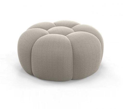 bubble sofa by sacha lakic design for roche bobois wood. Black Bedroom Furniture Sets. Home Design Ideas