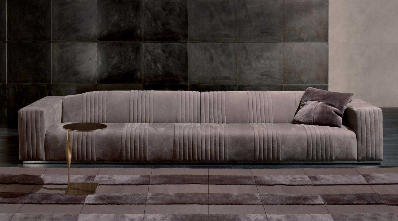 cadillac sofa rugiano wood. Black Bedroom Furniture Sets. Home Design Ideas